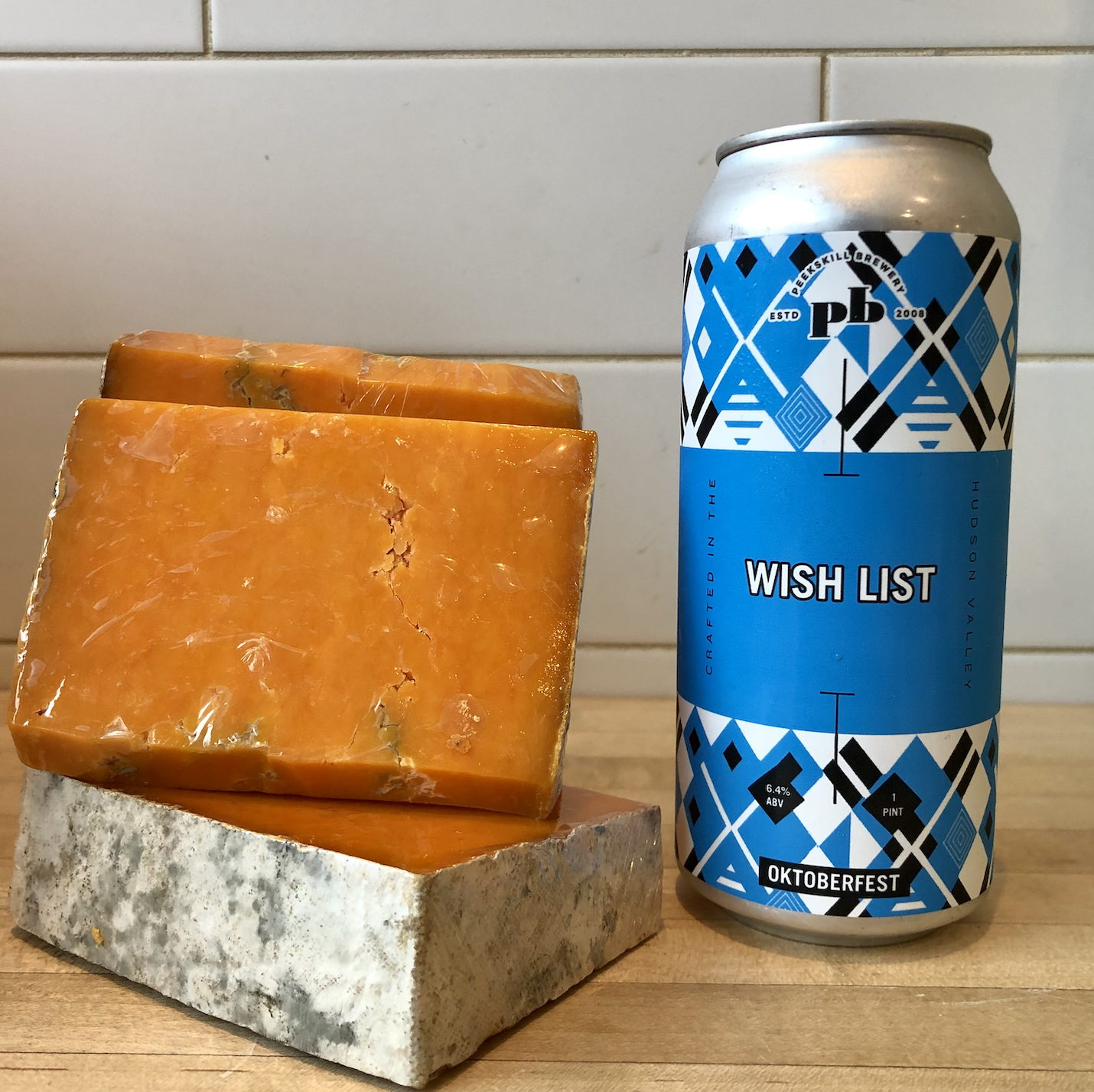 NEW FALL BEERS + CHEESE PAIRINGS