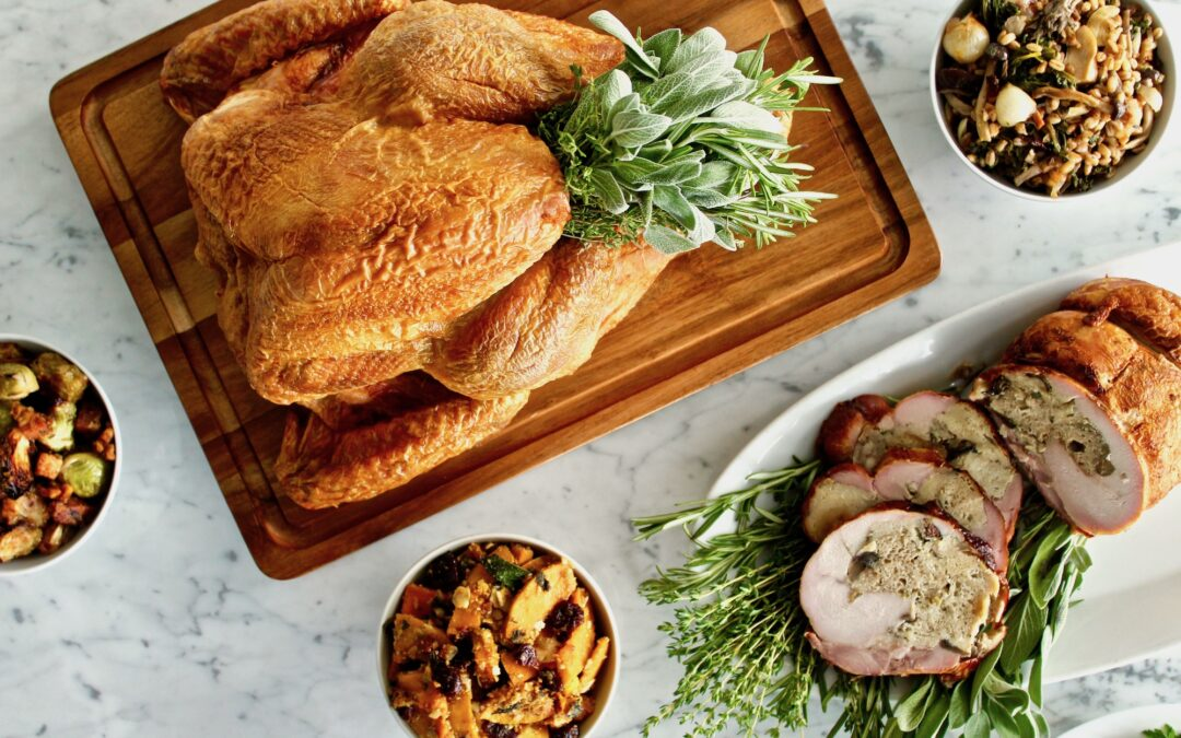 Thanksgiving Catering Now Available