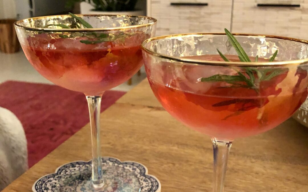 Your NYE At-Home Cocktail Guide