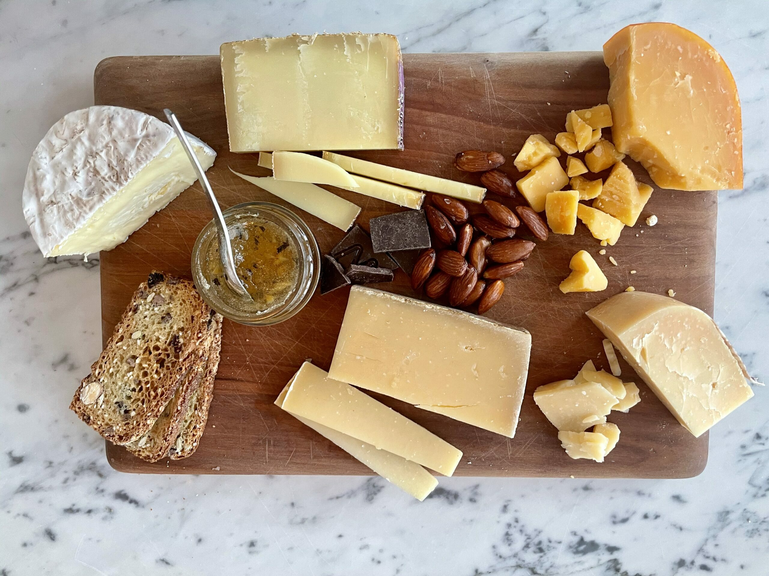 Join Us For A Virtual Cheese Tasting!
