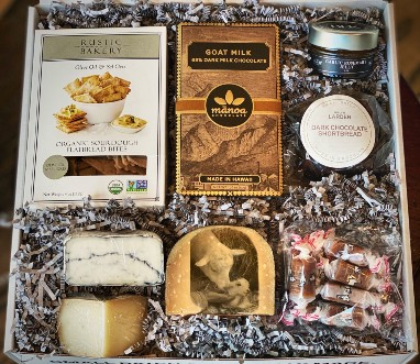 Mother's Day Virtual Cheese Tasting Gift Box