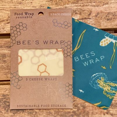 Bee's Wrap Cheese Wraps