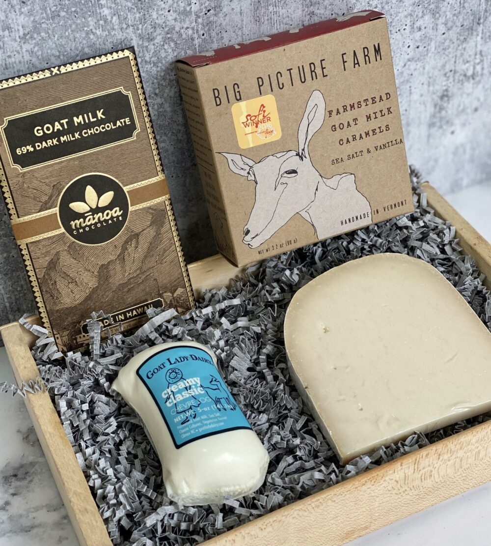 Goat Mik Sampler Gift Box