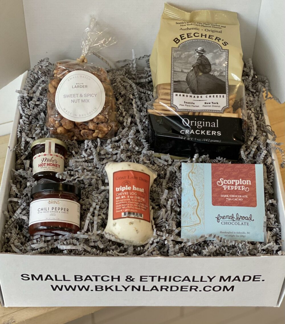 Spicy Cheese Gift Box