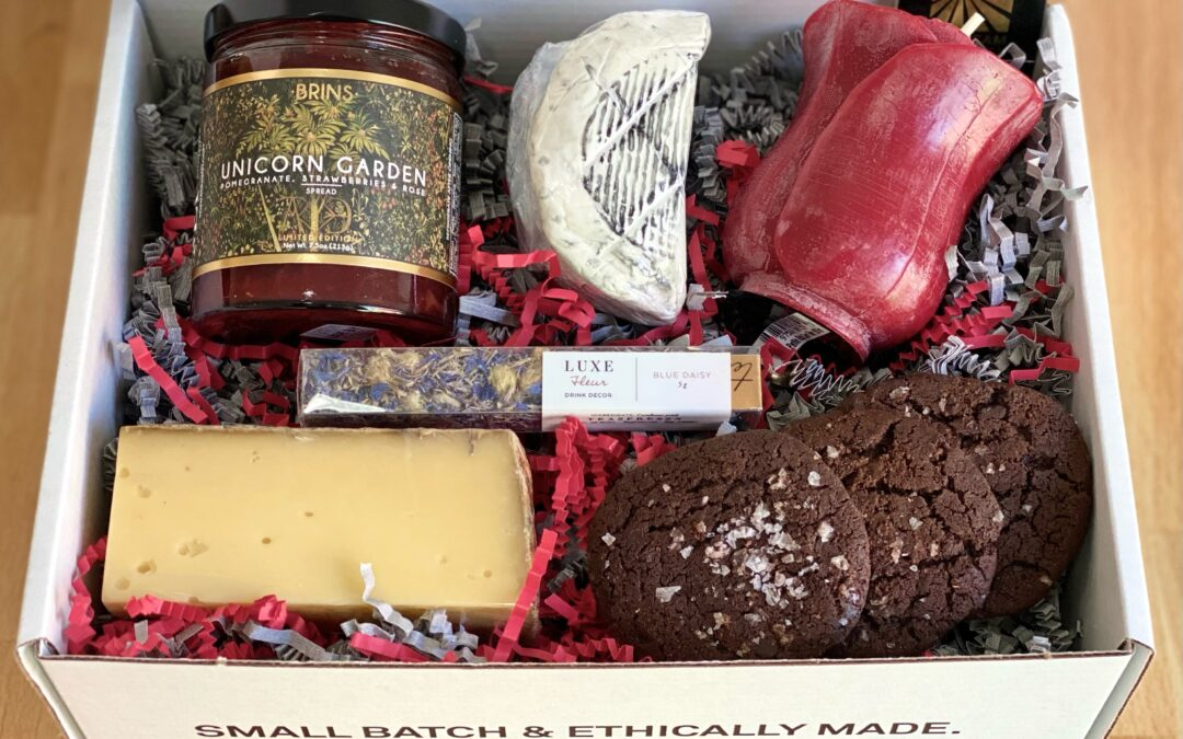 Unique and Delicious Mother's Day Food Gifts