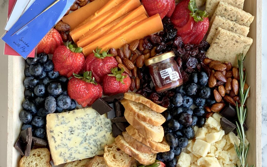 Four Foods for a Fabulous Fourth