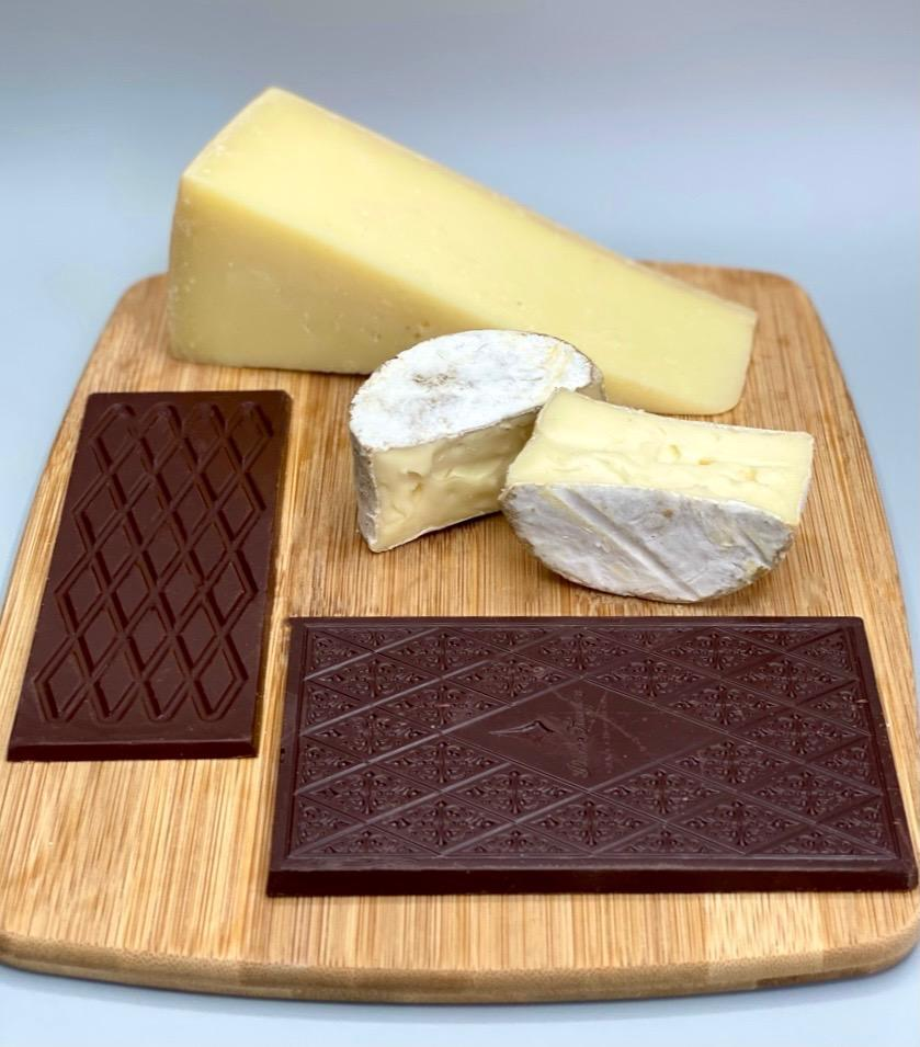 Cheese and Chocolate