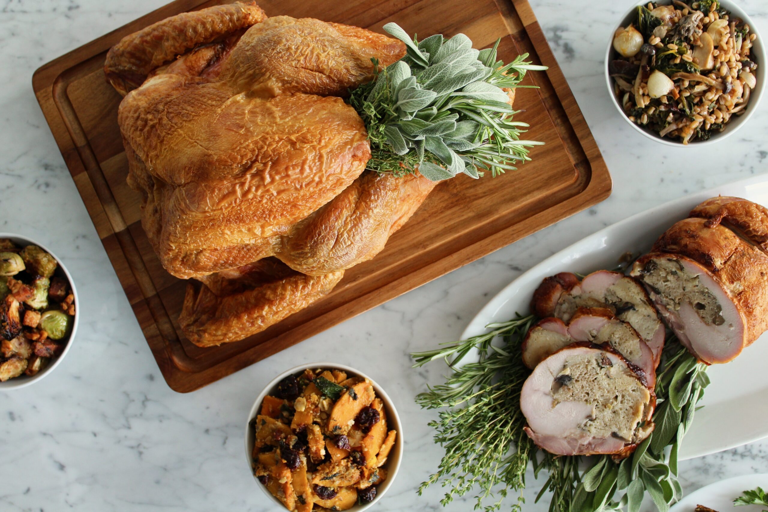 Avoid A Potential Turkey Shortage And Order Thanksgiving Catering Early